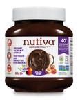 Nutiva Organic Hazelnut Spread Dark 369 grams | 692752107573