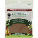 Frontier Natural Products Organic Garam Masala Seasoning Blend 420g | UPC: 089836210296