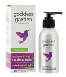 Goddess Garden Organics Fresh Start Invigorating Cream Cleanser | 814527020836
