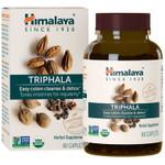 Himalaya Herbal Healthcare Organic Triphala 60 caplets   605069404013