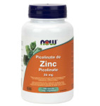 Now Foods Zinc Picolinate 25mg | 733739915504
