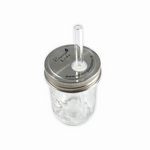 Enviro Glass Straw Enviro Lid | 633131463644