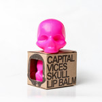Rebels Refinery Capital Vices Skull Lip Balm | 627843401148 | 628451699026