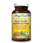 MegaFood Women's One Daily 90 Tablets | 051494901021