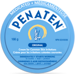 Penaten Original Cream for Common Skin Irritations 166g   062600600042