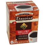 Teeccino Herbal Coffee Vanilla Nut 10 Tea Bags | 795239400102