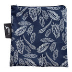 Colibri Reusable Snack Bag Feather | 855562000377