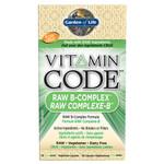 Garden of Life Vitamin Code RAW B-Complex | 658010115773