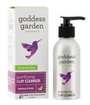 Goddess Garden Organics Erase The Day Purifying Clay Cleanser 4 oz (113g)   814527020805