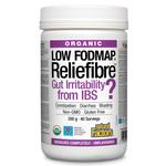 Natural Factors Organic Low FODMAP Reliefiber Unflavoured 200g   068958049915
