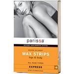 Parissa Wax Strips Legs and Body | 0066427620009