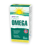 Renew Life Norwegian Gold Daily Omega 60 gel capsules | 631257155788