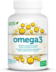 Genuine Health Omega3 120 Softgels | 624777000904
