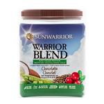 Sunwarrior Warrior Blend Raw Protein Gluten Free 375g