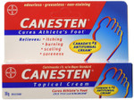 Canesten Cures Athletes Foot Topical Cream | 056500024305