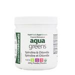 Prairie Naturals Aqua Greens Spirulina & Chlorella Powder 200 Grams   067953004813