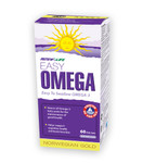 Renew Life Norwegian Gold Easy Omega60 Gel Capsules | 631257155863