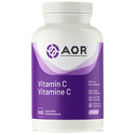 AOR Vitamin C 100 veg caps | 624917042870