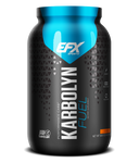 EFX Sports Karbolyn Powder Orange | New label UPC 737190003459