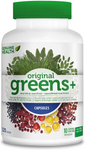 Genuine Health Greens+ Original 120 capsules| 624777000041