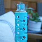 U-Konserve Glass Bottle with Silicone Sleeve | 855626005379