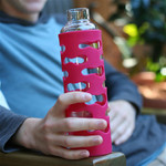 U-Konserve Glass Bottle with Silicone Sleeve | 855626005393