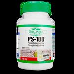 Organika PS100 100mg 30 capsules| 620365011901