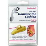 Card Health Cares PediFix Hammer Toe Cushion Medium Left   092437815449