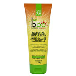 Boo Bamboo Natural Sunscreen with Bamboo Extract SPF 40 | 776629100420