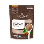 Navitas Organics Organic Cacao Powder 454g | 858847000840