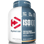 Dymatize Nutrition ISO 100 Hydrolyzed Whey Protein Isolate Orange Dreamsicle