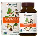 Himalaya Herbal Healthcare ImmunoCare 120 veg capsules | 605069008013 | HHH-1004-0001
