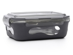 U-Konserve Glass Food Container with Silicone Sleeve