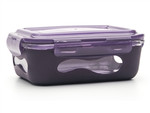 U-Konserve Glass Food Container with Silicone Sleeve | 855626005157