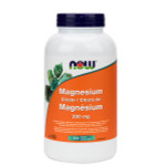 Now Foods Magnesium Citrate 200mg | 733739812926