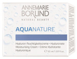Annemarie Borlind Aquanature Hyaluronate Moisturising Cream | 4011061008054