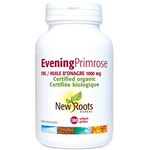 New Roots Herbal Evening Primrose Oil 1000mg 180 Softgels | 628747114394