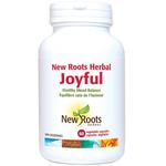 New Roots Herbal Joyful 60 veg capsules | 628747120241