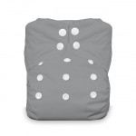 Thirsties Natural One Size All In One Snap Diaper Fin | 812087019642 | SKU : TB-1919-001
