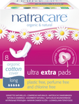 Natracare Ultra Extra Pads Long   782126003201
