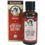Badger Balm Navigator Class Organic After Shave Face Tonic | 634084130164