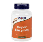 Now Foods Super Enzymes Capsules | 733739829634
