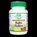 Organika Rutin 500mg 50 caps | 620365025403
