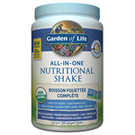 Garden of Life All-In-One Nutritional Shake Vanilla   658010120449