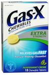 Gas-X Extra Strength Simethicone Peppermint Creme   058478369075