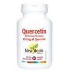 New Roots Herbal Quercetin Bioflavonoid Complex 250mg - 90 veg capsules   628747102414