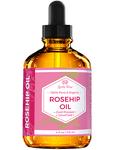 Leven Rose 100% Pure & Organic Rosehip Oil |
