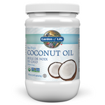 Garden of Life Raw Virgin Organic Coconut Oil | 628055928980