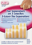 Card Health Cares PediFix 3 Layer Toe Separators | 092437703258