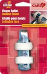 Card Health Cares First Medic Finger Splint Double Sided | 872798000926